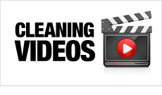 Dupray Steam Cleaning Videos